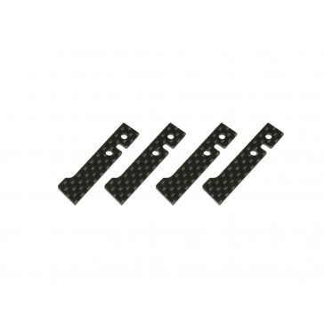DISC.. X5 Canopy Plate (Set of 4)