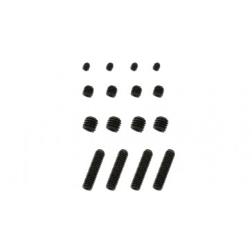 DISC.. Socket Set Screw (Black)