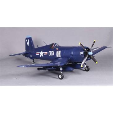 Plane 1400mm F4U-4 Blue (V3) PNP kit