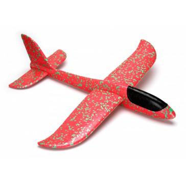 Glider 480mm Mini Fox Hand Launch (Red)
