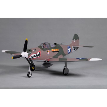 DISC.. Avion 980mm P-39 Camo (high speed) kit PNP