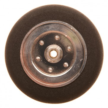 Electroplate Super Light Wheels (Foam Tyre ) -  D45×H9mm×?3mm