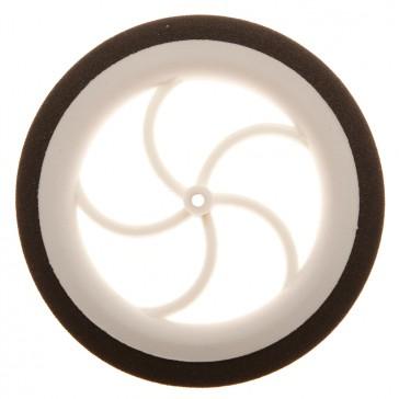 Light Wheel (Foam Tyre ) -    D60× F2× H8mm