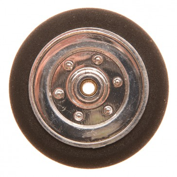 Electroplate Super Light Wheels (Foam Tyre ) - D40×H9mm×?3mm
