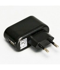 AC Power Supply - 1A 5V DC USB output  (EU Plug)