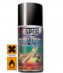Elapor foam color Blue