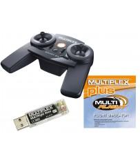 Multiflight PLUS Set mit SMART SX 6 Mode 1+3
