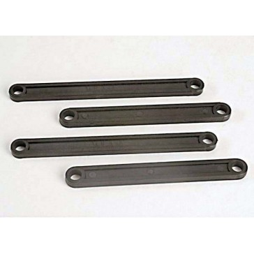 Camber link set (plastic/ non-adjustable) (front & rear) (bl