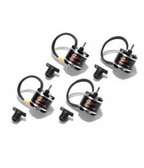 DISC.. Spin Brushless Motor 3300kv (18D x 9H mm) -200QX (4 pcs, 2N +