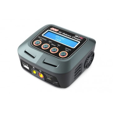 DISC.. S60 single AC charger (2-4S up to 6A- 60w)