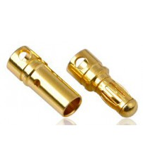 DISC.. Euro Connector (Small2) Male 2pcs&Female 10pcs