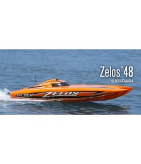 "DISC.. Pro Boat Zelos 48"" Brushless Catamaran RTR"