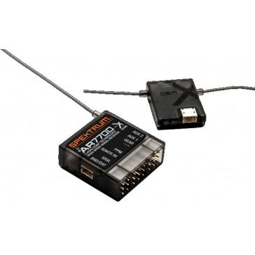Spektrum Serial Receiver with PPM, SRXL, Remote Rx