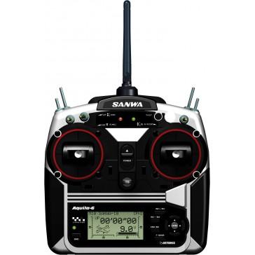 DISC.. Aquila-6 Stick Radio Set (2.4GHz FHSS-1/6 channel)