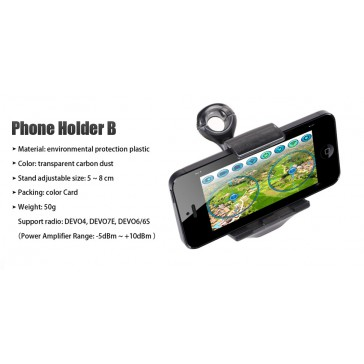 DISC.. Phone Holder B model for FPV