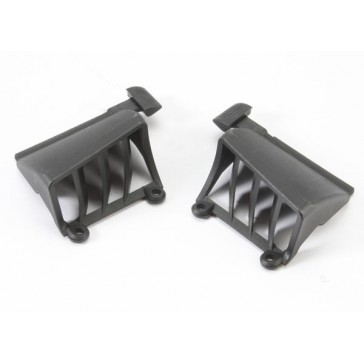 Vent, battery compartment (includes latch) (1 pair, fits lef