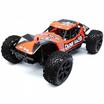 Dune Racer Rollcage 4x4 1/10 RTR Kit - Orange