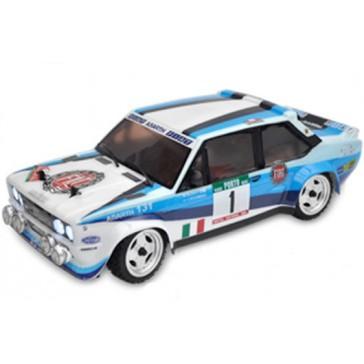 DISC.. FIAT 131 ABARTH WRC 1981 1/10 RC car RTR kit