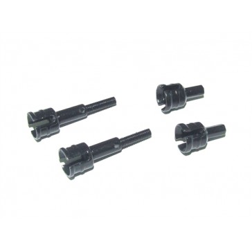 Rear Axles + Diff. Outdrives (Metal)