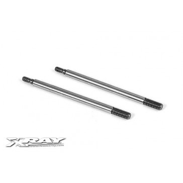 XB9 FRONT SHOCK SHAFT (2)