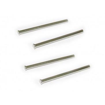 Rear Upper Suspension Hinge Pins 2.5X38MM (4pcs)