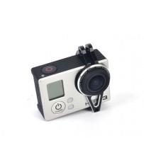 DISC.. Aluminium Camera Mount for GoPro Hero 3