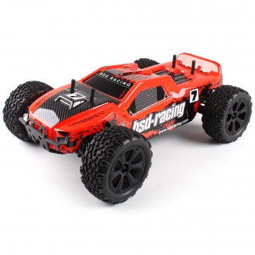 Dune Racer XT (Truck) 4x4 1/10 RTR Kit - Orange