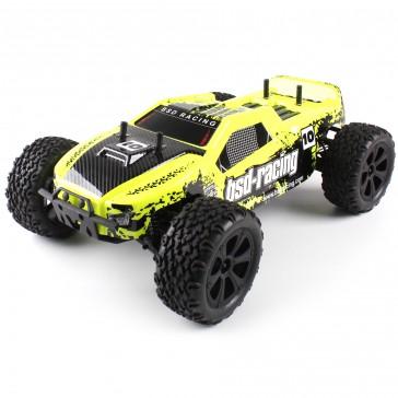 Dune Racer XT (Truck) 4x4 1/10 RTR Kit - Yellow