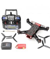 FPV racer TB250 RTF kit (M1) w/ cam & bag