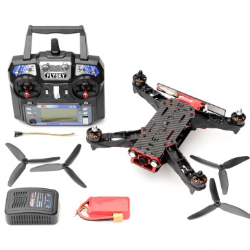 DISC.. FPV racer TB250 RTF kit (M1) w/ cam & bag