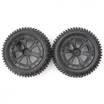 Rear Tires Unit (2pcs) for Dune Racer XB