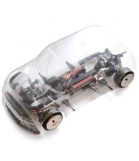 Sportsline 4WD-510E Mini Cooper rolling chassis transparant