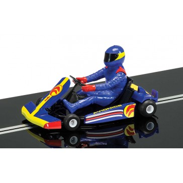 Super Kart Blue