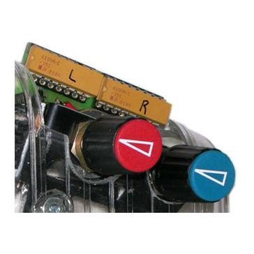 """DISC.. Chip Set """"101"""" für Slot Cars mit Magnet"""