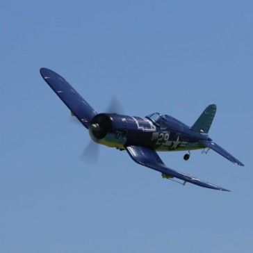 DISC.. Ultra-Micro F4U Corsair RTF with AS3X Mode 1