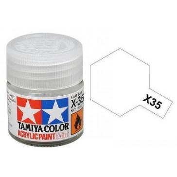 Acrylic paint Mini - X35 Vernis Satiné