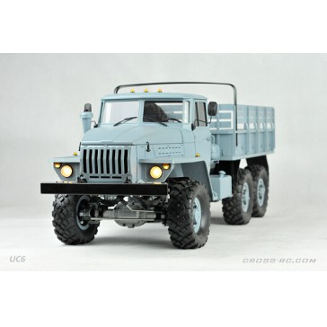 Crawling kit - UC6 1/12 Truck 6X6 (2Speed Transmission version)