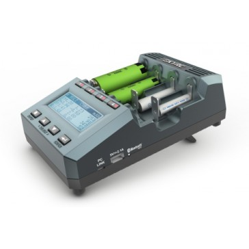 MC3000 Universal battery charger & analyser