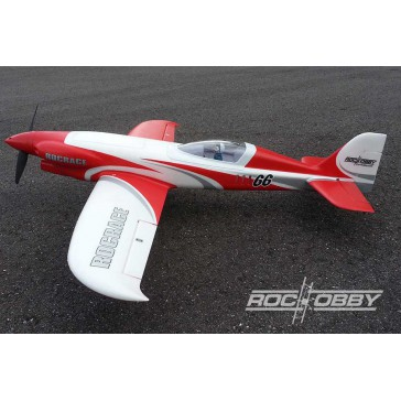 DISC.. Plane 1100mm NXT Nemesis Racing PNP kit