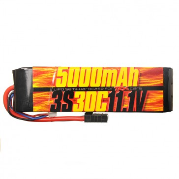 3s 11.1v 5000mAh 30C Lipo Battery for Traxxas 1/10 Cars