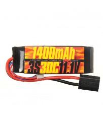 3s 11.1v 1400mAh 30C Lipo Battery for all Traxxas 1/16 Cars