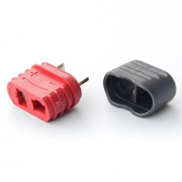 Connector : Deans (T) with cap Female plug (1pc)