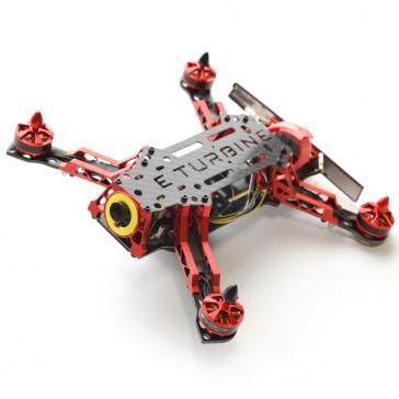 DISC.. FPV racer TB250SM kit (w/ motors, esc, CC3D, Leds)