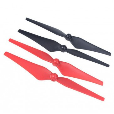 DISC.. Main blade set (red and black)