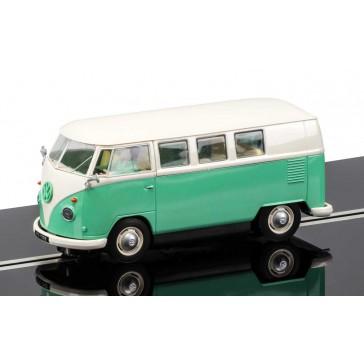 Volkswagen Campervan Green/Beige