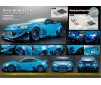 Wide Body Full Kit No1 for Toyota 86 & Subaru BRZ