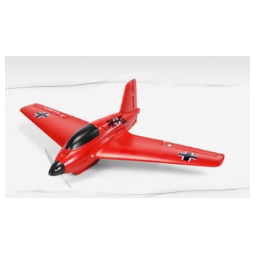 DISC.. Kraftei Red 470mm PNP Speed plane kit (up to 240km/h)