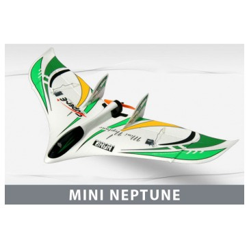 DISC.. Mini-Neptune Green 588mm PNP wing plane kit