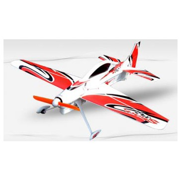 DISC.. S-BACH 342 840mm PNP Vector 3D plane kit
