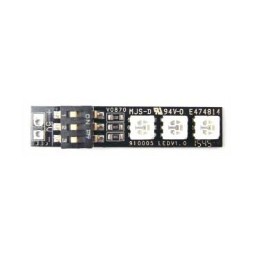 RGB Led board (4-6V DC input voltage)